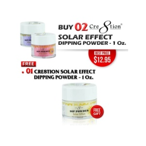 Cre8tion Sun Change Dipping Powder 1 Oz