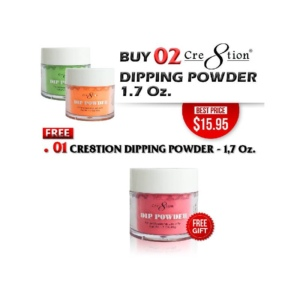 Cre8tion Dipping Powder 1.7 Oz