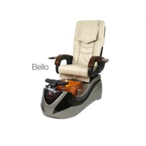 Bello, Pedicure Spa Chair, Sandiff Chocolate KK (Not Included Shipping Charge)
