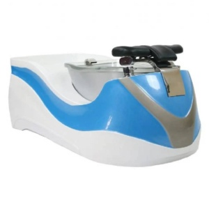 Bello, Based Pedicure Spa, Blue Metallic KK (Not Included Shipping Charge)