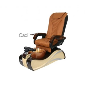 Cadi, Pedicure Spa Chair, Chocolate Coffee KK (Not Included Shipping Charge)