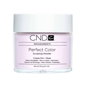 CND Perfect Color Powder - Intense Pink (Sheer) 3.7oz