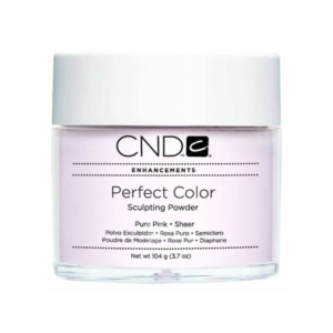CND Perfect Color Powder - Pure Pink (Sheer) 3.7oz