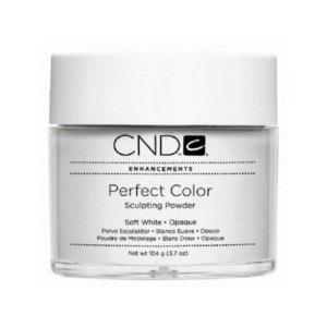CND Perfect Color Powder - Soft White (Opaque) 3.7oz.
