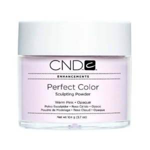 CND Perfect Color Powder - Warm Pink (Opaque) 3.7oz