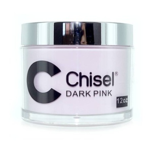 Chisel 12oz Jar Powder Dark Pink