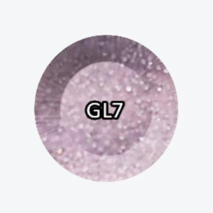 Chisel 2-in-1 Acrylic & Dipping Powder - Glitter Collection - GL7 / 2 oz. (GL7)