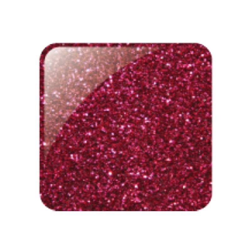 Glitter Acrylic - 22 Burgundy Red