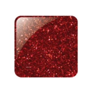 Glitter Acrylic - 23 Fire Red