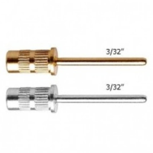 Metal Main Drill - (1/8) Gold/silver