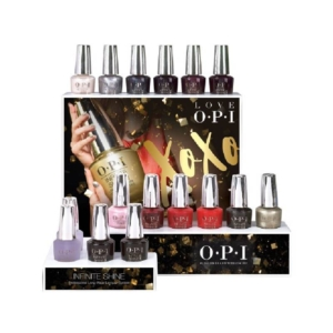 OPI Infinite Shine Love OPI, XoXo A Display