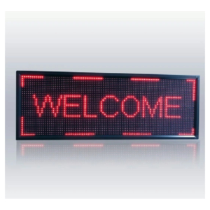 Welcome Sign Led