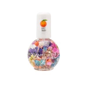 Blossom Fruit Scented Cuticle Oil, Peach, BLCOF3, 0.42 Oz, OK1207