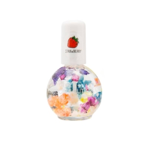 Blossom Fruit Scented Cuticle Oil, Strawberry, BLCOF6, 0.42 Oz, OK1207