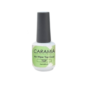 Caramia No Wipe Top Coat, 0.5 Oz OK0719VD