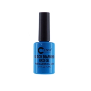 Chisel Black Diamond Base Gel, 0.4 Oz KK1214