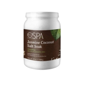 BCL SPA, Dead Sea Salt Soak Jasmine Coconut, 64 Oz