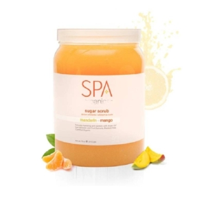 BCL SPA, Sugar Scrub Milk Honey with White Chocolate, 64 Oz