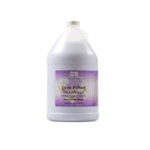Be Beauty Spa Collection, Deep Therapy Massage Cream, CMSS164G1, Love Potion, 1Gallon KK0511