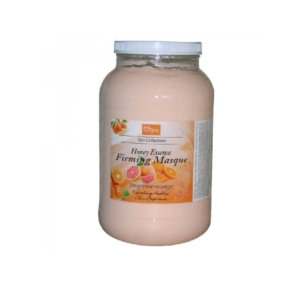 Be Beauty Spa Collection, Honey Essence Firming Masque, CMAS134, Tangerine & Orange, 1Gallon