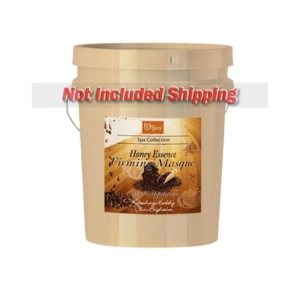 Be Beauty Spa Collection, Honey Essence Firming Masque, Coffee & Cappuccino, 5Gallon