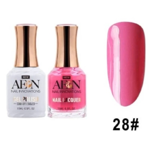 Aeon Gel Polish + Nail Lacquer, 028, I Lilac You, 0.5 Oz OK0326LK