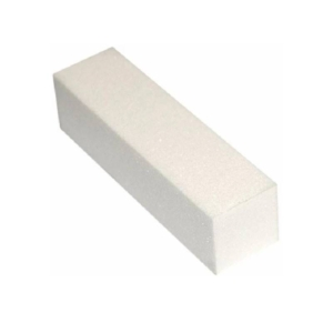 Cre8tion Buffer 3-Way White Foam, White Grit 80/150, 500 pcs, 06043 KK1106