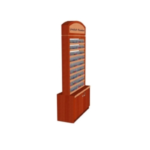Cre8tion Double, Sided Polish Rack #283, 29012 BB (Not Included Shipping Charge)