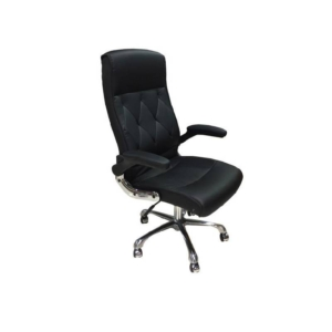 Cre8tion Guest Chair, Black, GC006BK (Not Included Shipping Charge)
