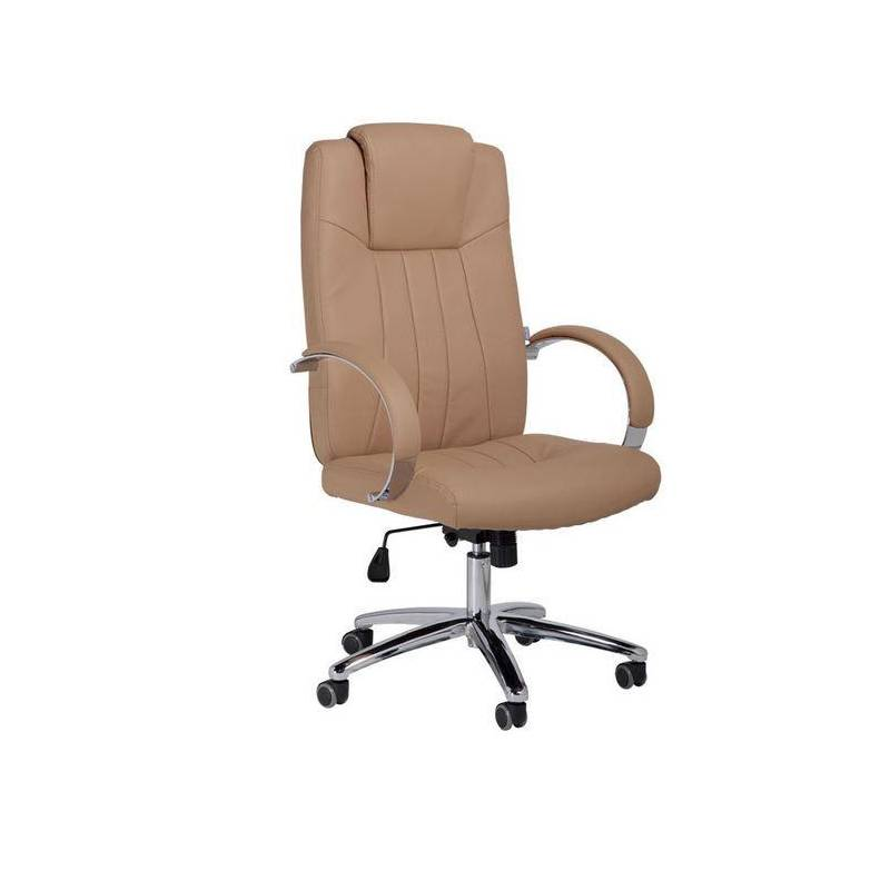 Cre8tion Guest Chair, Cappuccino, GC003CA (NOT Included Shipping Charge)