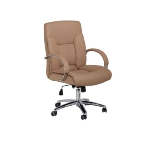 Cre8tion Guest Chair, Cappuccino, GC004CA (Not Included Shipping Charge)