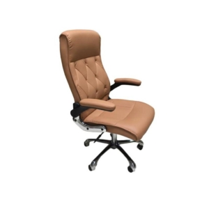 Cre8tion Guest Chair, Cappuccino, GC006CA KK (Not Included Shipping Charge)