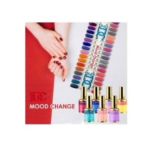 DC Gel Mood Change Collection, 0.6 Oz, Full Line of 36 Colors (From 01 To 36) OK0323VD