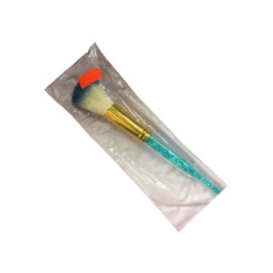 Acrylic Soft Nail Brush Blue