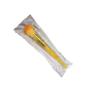 Acrylic Soft Nail Brush Yellow
