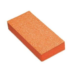 Buffer 2-Way Orange Foam, White Grit 100/180, 500 pcs