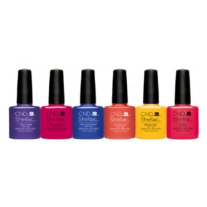 CND New Wave Collection 6pcs