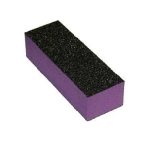 Buffer 3-Way Purple Foam, White Grid 60/100, 500 pcs
