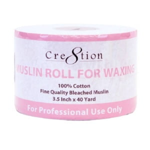 Muslin Roll For Waxing (3.5 inch X 40 Yard)