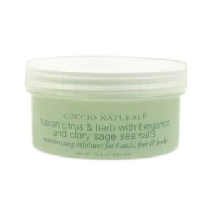 Cuccio-Tuscan Citrus & Herb Sea Salts 19.5oz