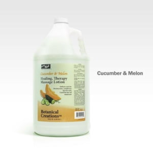 Cucumber-Melon Lotion (1 Gallon)