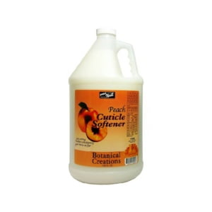 Cuticle Softener - Peach (1 Gallon)