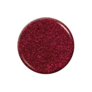 Elite Design- ED119- Red Glitter