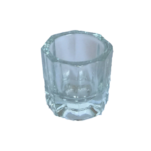 Nail Dipping Cup (Glass)