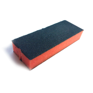 Orange Black Slim Buffer 80-100 (10pcs/Pack)