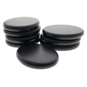 Hot Stone Massage (Round) 10pcs