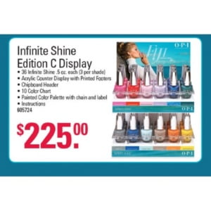 Infinite Shine Edition C 36 pcs
