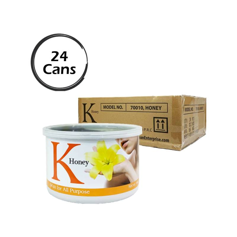 K WAX - Honey (All Purpose) 24can