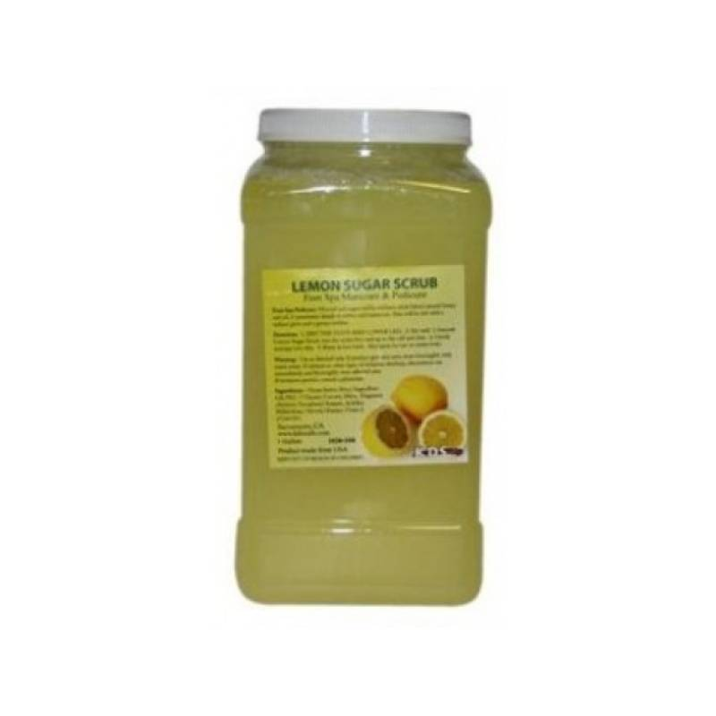KDS Lemon Sugar Scrub
