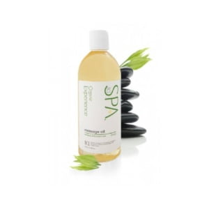 Lemongrass + Green Tea Massage Oil 34oz